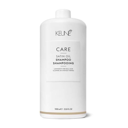 Satin Oil Shampoo