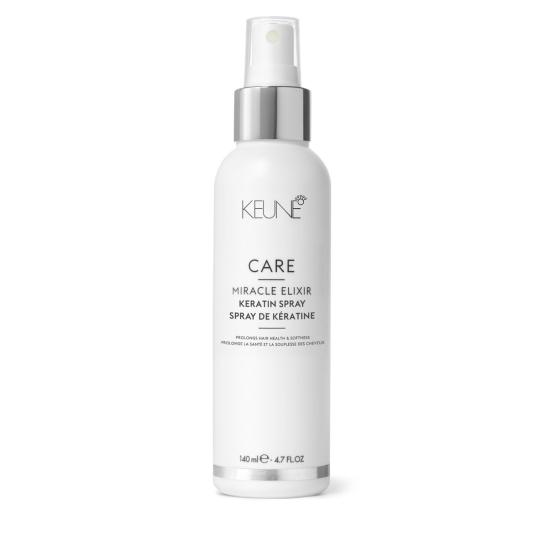 Keratin spray miracle elixir