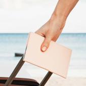 Care Обложка для паспорта из эко-кожи